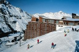 Hotel Aiguille Rouge